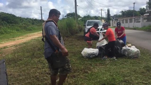 Dededo residents react to military buildup