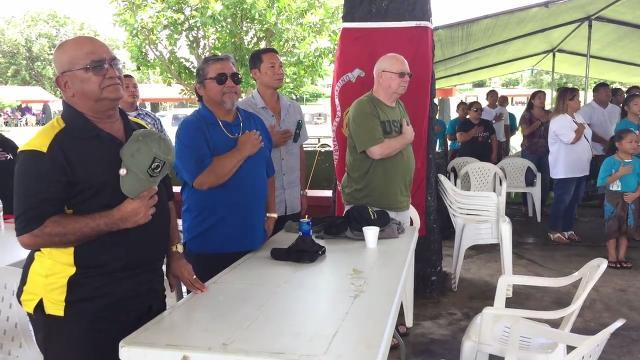 Veterans honored at 26th anniversary Gulf War homecoming BBQ