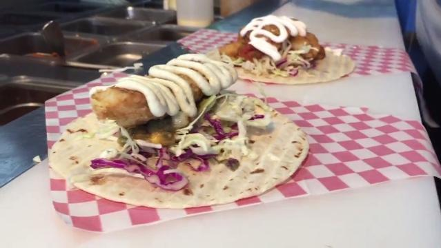 Tantalize your taste buds at Tumon Tacos