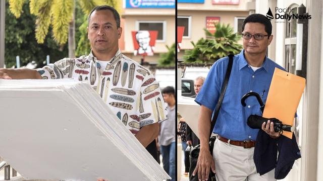 Guam lawyer Mark Smith allegedly conspired with friend Glenn Wong in a case involving the Guam Housing and Urban Renewal Authority.