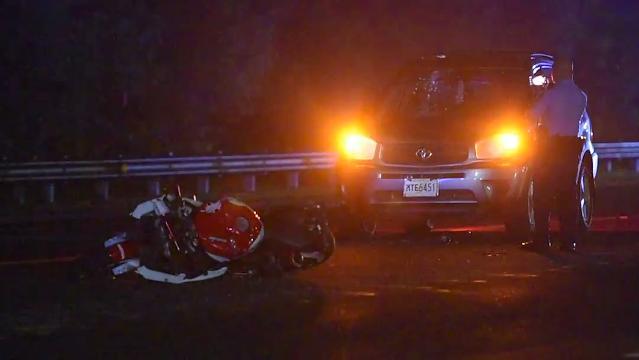Man dies in Yigo motorcycle crash