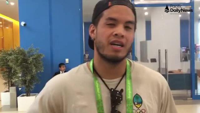 Guam National Men's Basketball Team in Turkmenistan