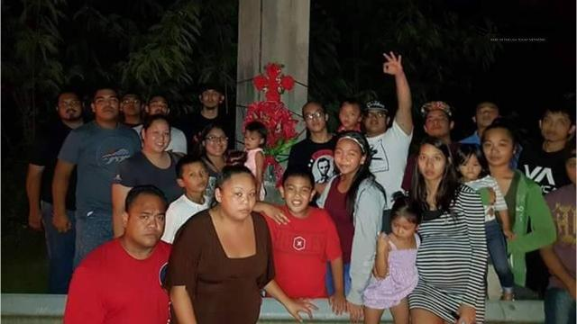 Family honors Jeremiah Aguon