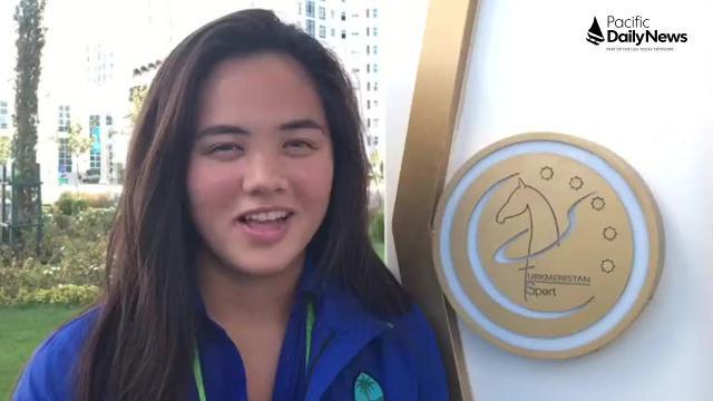 Swimming - Meet Team Guam in Turkmenistan