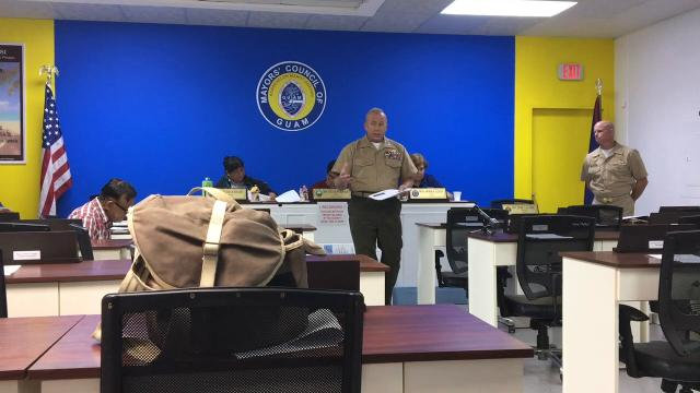 Col. Bien clears up information on firing ranges