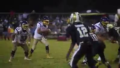 The GW Geckos eliminated the Tiyan Titans from the IIAAG High School Football Playoffs 27-12 on Oct. 21, 2017.