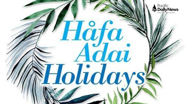 PDN's Hafa Adai Holidays