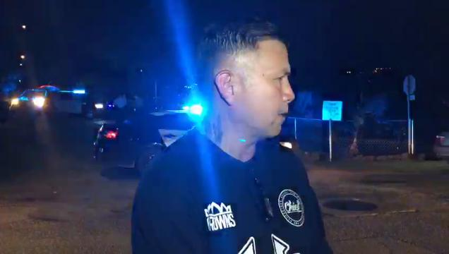 Preliminary reports indicate the incident in Talofofo Wednesday night was accidental and self inflicted, said Officer A.J. Balajadia, Guam Police spokesman.