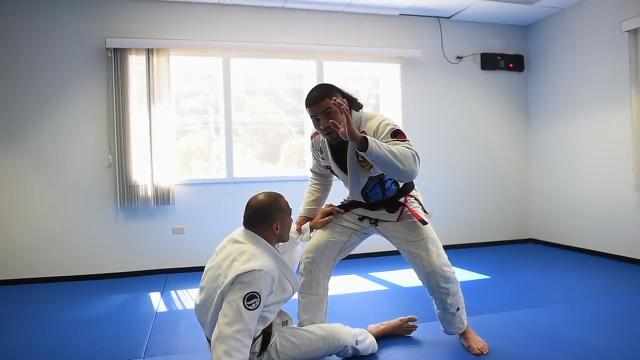 Brazilian jiu-jitsu black belt Mike Carbullido teaches one of his favorite moves, the kimura trap.