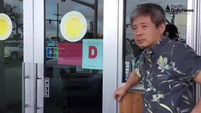 The restaurant across from Oka Pay-Less supermarket failed a health inspection on Jan. 17, 2018.