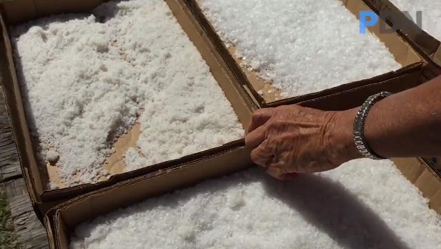 Making salt, Chamoru-style