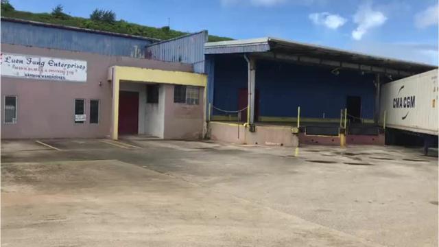 Health inspectors shut down Luen Fung warehouse