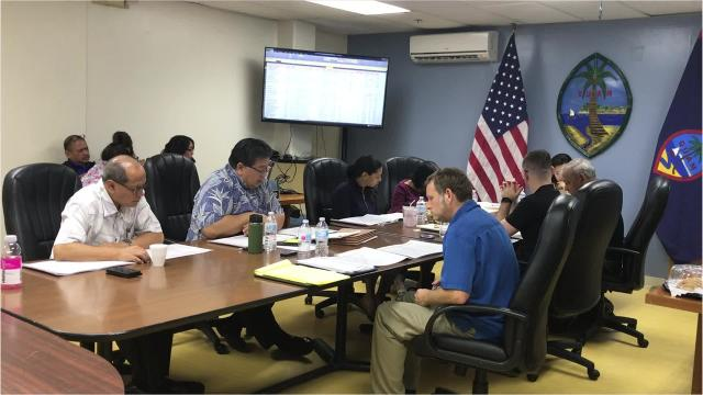 Chamorro Land Trust Commission reviews problematic lease info