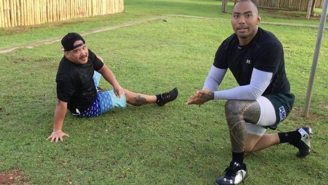 Ray's Fitness program