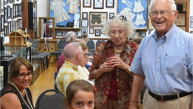 Annual orphan train reunion held Saturday at the Orphan Train Museum in Opelousas.