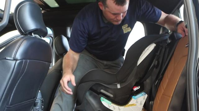 Car Seats Where Should Your Kids Sit And At What Age