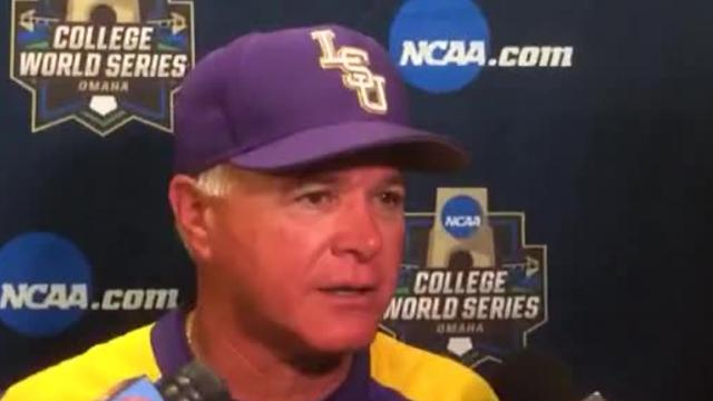 National title loss gnaws at Paul Mainieri
