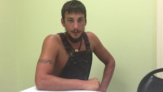 """Dustin 'Duck' Campbell is an avid outdoorsman. He wasn't able to put his big-game hunting skills on display in Belize, but he did provide a major food source for his camp. Campbell spoke to The News-Star after the premiere of his """"Naked and Afraid"""" episode on Aug. 3."""