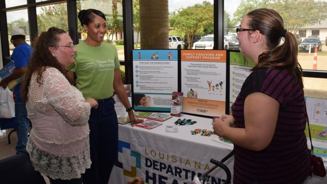 Health Fest Promotes Wellness in Cenla