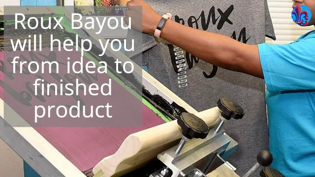 Hot off the press: Roux Bayou