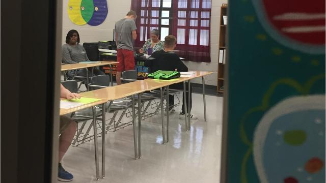 Several districts in northeastern Louisiana started classes for the 2017-18 school year on Monday.