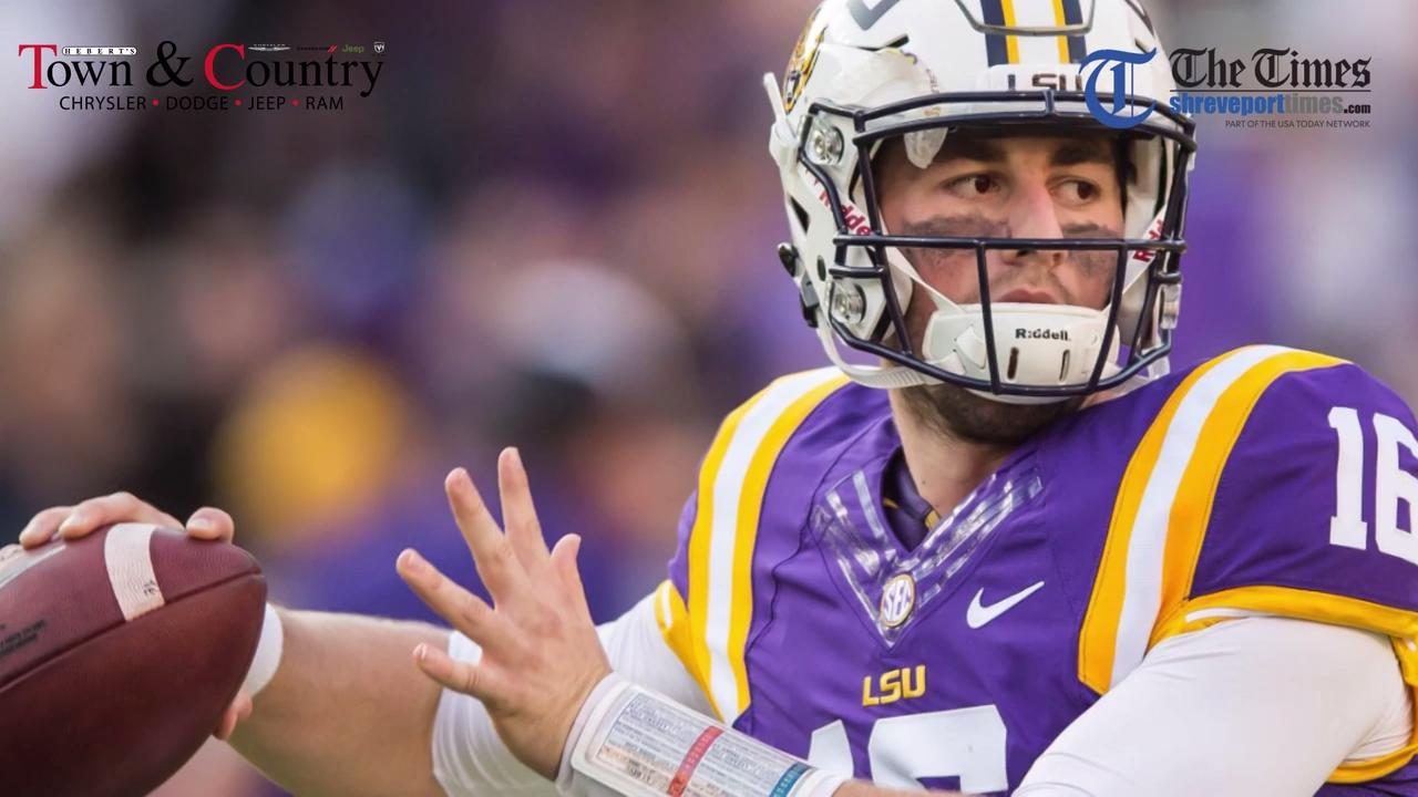 LSU fans look forward to new style of offense