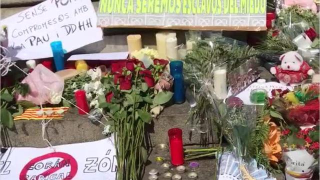 State Rep. Mark Abraham's video from scene of terrorist attack