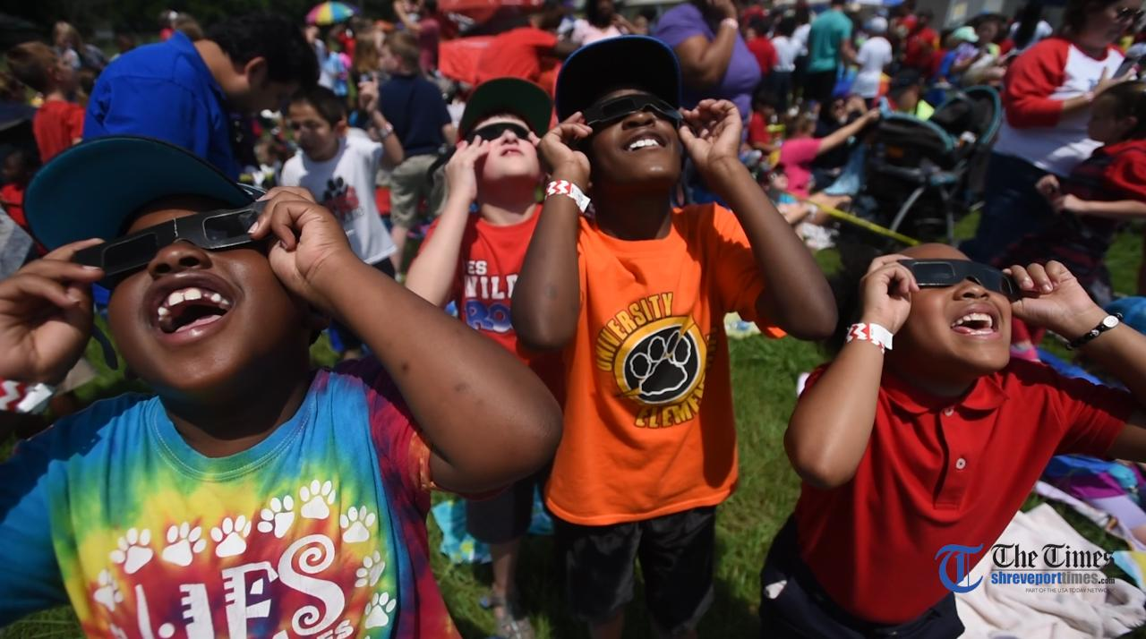 See the eclipse through the eyes of kids