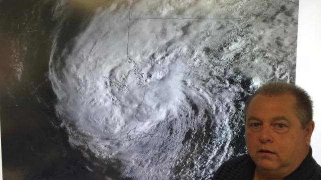 Meteorologist Don Wheeler, a USA Today Network correspondent, said Harvey will begin moving quickly through Louisiana and exit the state Thursday.