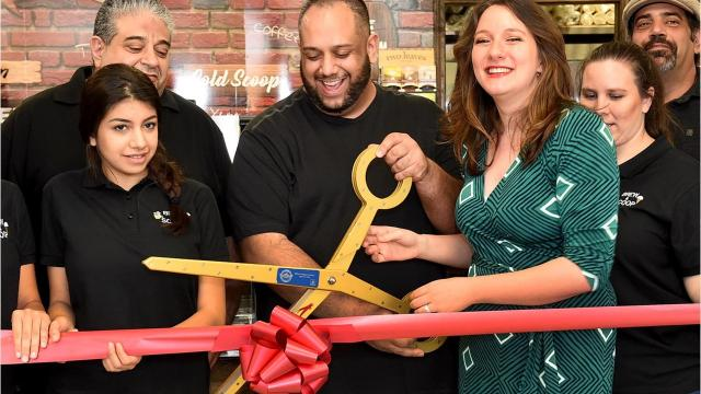 New business opens in Opelousas.