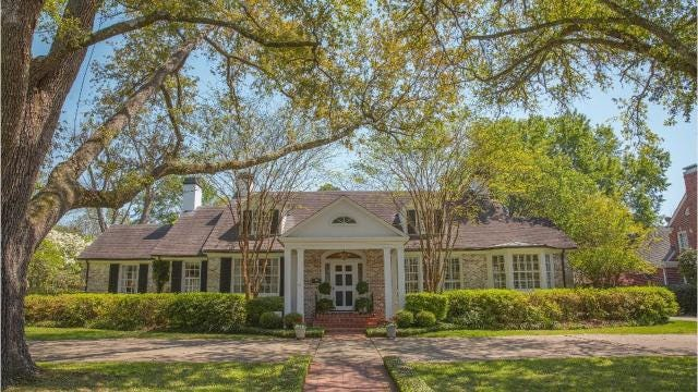 1404 Emerson Street sits on two lots in the heart of Monroe, has 5 bedrooms and 4.5 baths, a fenced backyard with a pool and patio and multiple family rooms. Watch the video for more details.