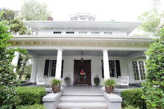 Heritage & Harvest Tour - The John B. Adger home