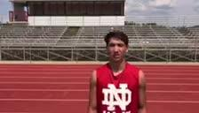 North DeSoto's Jaden Procell talks about Many