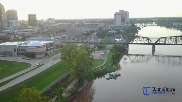 Shreveport riverfront improvements