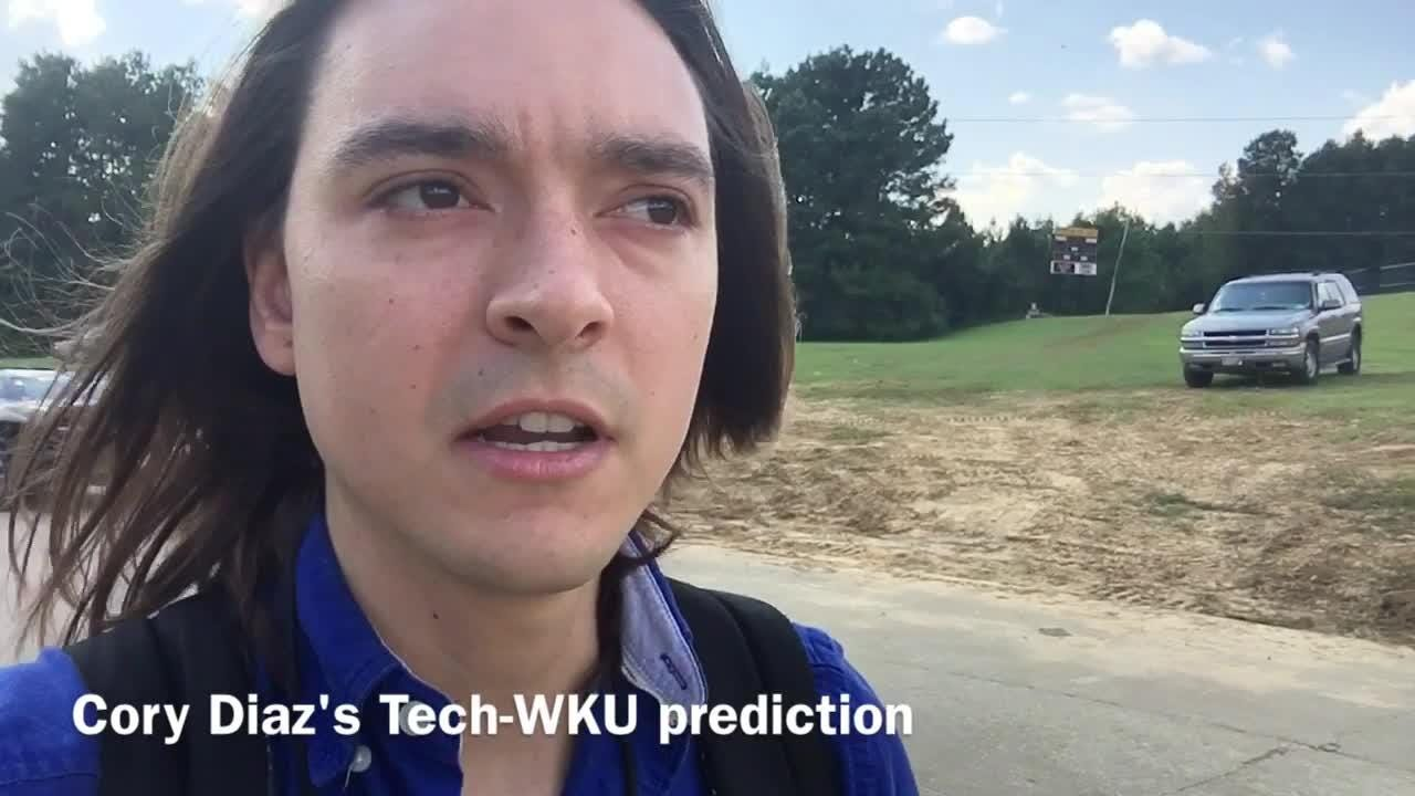 USA Today Network Louisiana Tech beat reporter Cory Diaz gives his take on who'll win the Conference USA opening matchup between Tech-WKU.