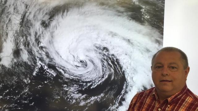 Meteorologist Don Wheeler, a USA Today Network Correspondent, tracks all three storms still churning, Jose, Maria and Lee.