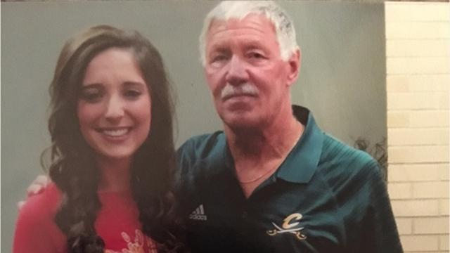Byrd cross country coach Scott Jones passed away Sunday.