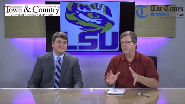 Doesn't stay in Stark-Vegas. Glenn Guilbeau and Ben Love from 103.7 The Game in Lafayette discuss LSU loss at Miss. State.