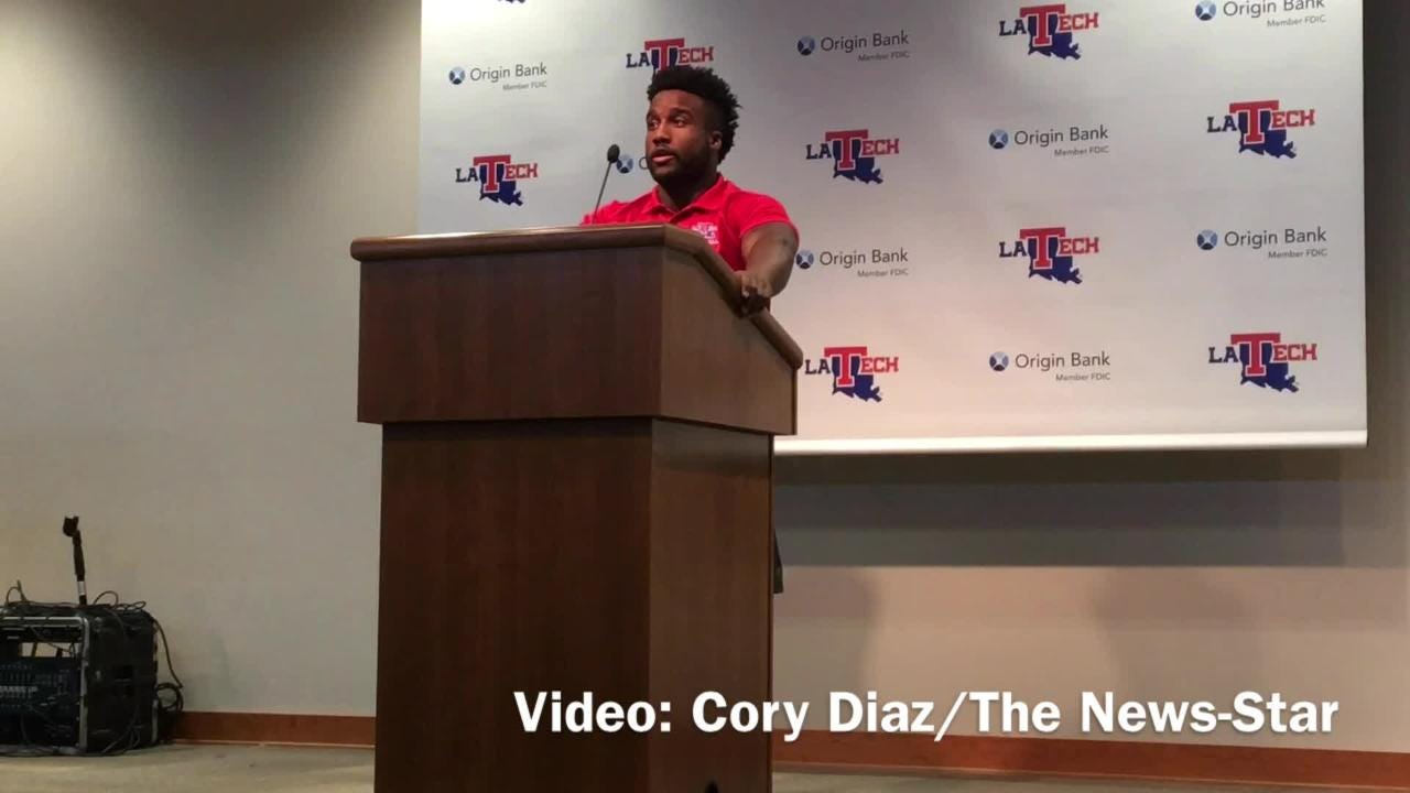 Louisiana Tech senior running back Boston Scott explains why the team's win at WKU is encouraging for the rest of the season.