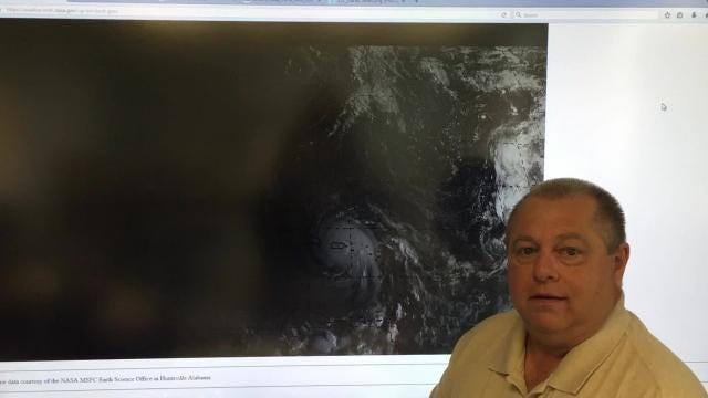 Meteorologist Don Wheeler, a USA Today Network correspondent, said Hurricane Maria could threaten the U.S. East Coast next week.