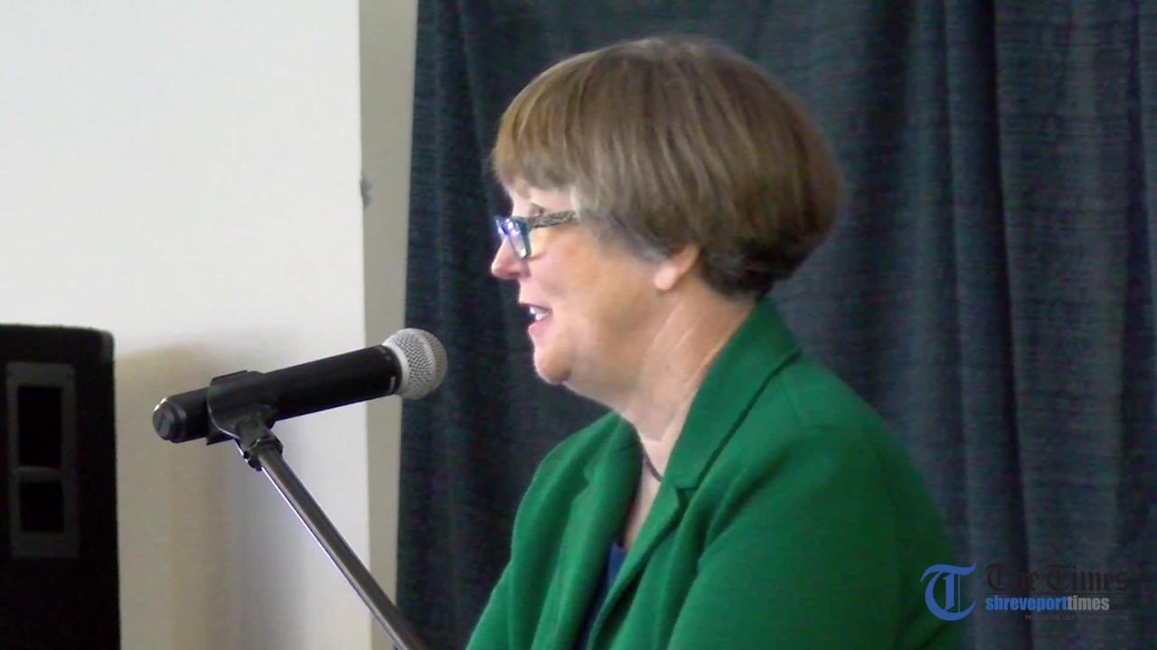 Nell Shehee's full speech