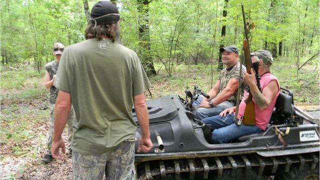 """Rednecks 4 Hire"" follows three Louisiana men as they take on dangerous, dirty jobs across northeastern Louisiana."