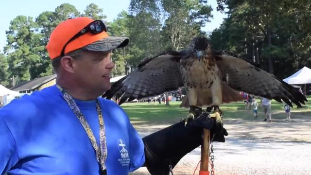 See what was going on for National Hunting and Fishing Day at theCenter Saturday by the Louisiana Department of Wildlife and Fisheries in Woodworth.