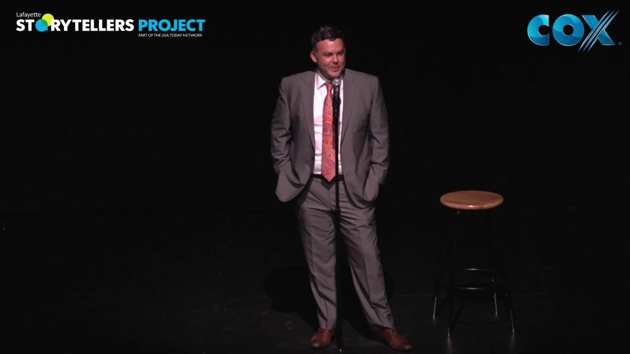 Lafayette Storytellers Project: David D'Aquin