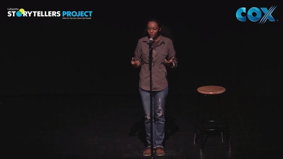Lafayette Storytellers Project: Alex Johnson