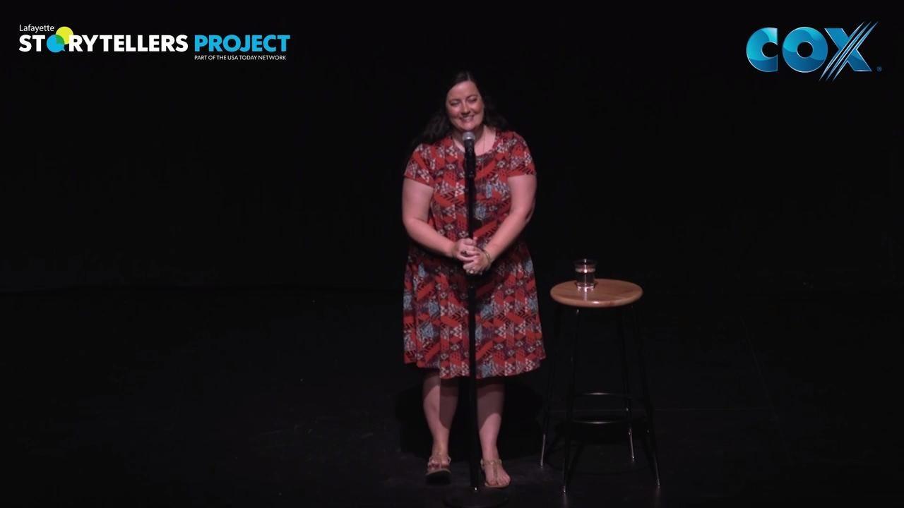 Lafayette Storytellers Project: Lian Cheramie