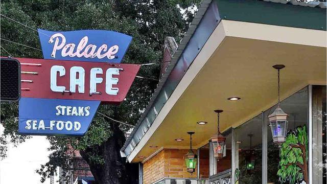 Palace Cafe celebrates 90 years in Opelousas.