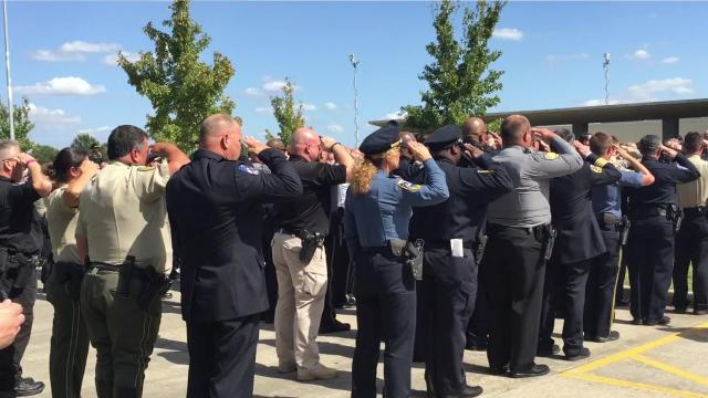 'Last Call' for fallen LPD Cpl. Michael Middlebrook