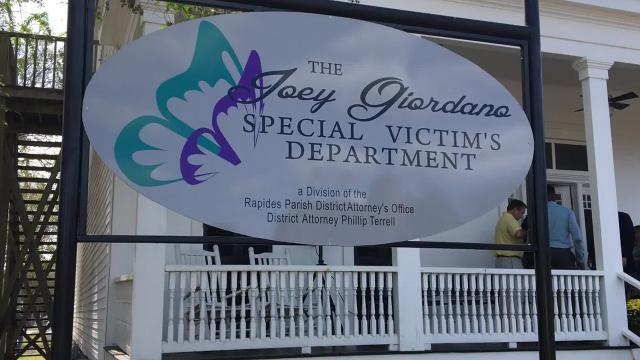 Opening of Joey Giordano Special Victims Department