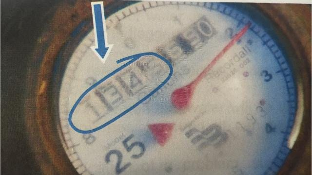 Video: Water meter reading problems for city
